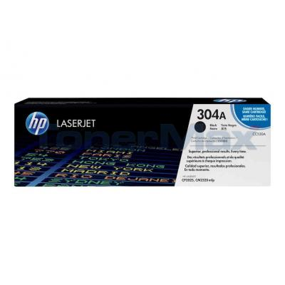 HP COLOR LJ CP2025 CM2320 TONER BLACK